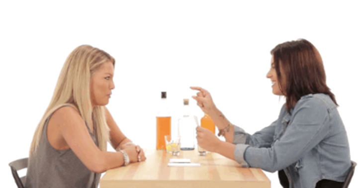 Best Friends Play Truth Or Drink And Sh*t Gets Personal drunk friends fb