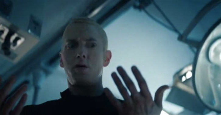 Eminems All Action Mini Movie For Phenomenal Is Awesome eminem mini fb