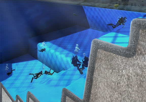 Worlds Deepest Pool May Be Coming To A Uni In Essex essex pool WEB
