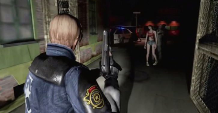 The Resident Evil 2 Remake Is Nearly Ready And Will Be Totally Free evilfacebook2