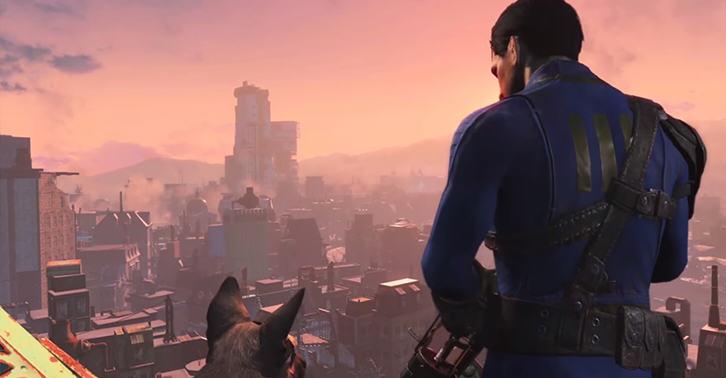 New Fallout 4 Gameplay Footage Has Been Revealed And Its Magnificent falloutfacebook