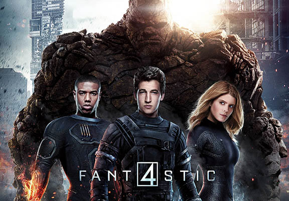 The New Fantastic Four Trailer Is Here And Its Epic fantastic four WEB