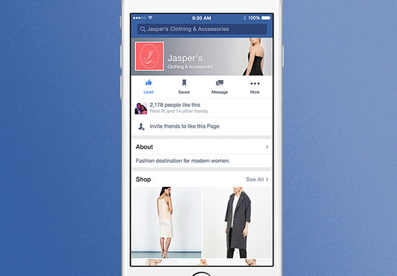 Facebook Is Making It Possible For You To Buy Straight From The Site fb8 web