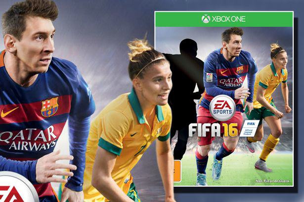 FIFA 16 Will Feature A Female Player On The Cover For The First Time Ever fifa 16 woman