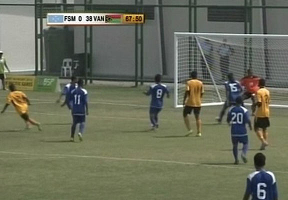 This Football Team Just Lost Their Olympic Qualifier Game 46 0 football web