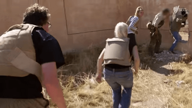Crazy Australian Reality TV Show Sends Contestants To ISIS Front Lines gbtwkf