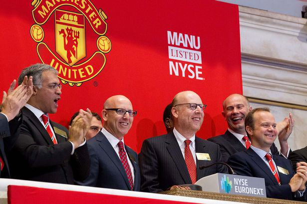 Are These The Five Worst Types Of Manchester United Fan? glazers