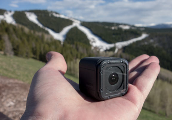 GoPro Have Unveiled Their Smallest Camera Ever With The Hero 4 gopro web