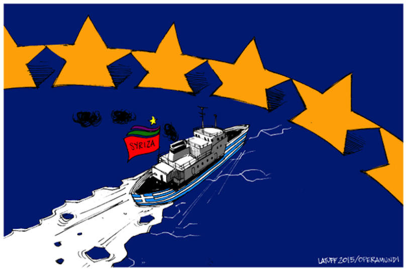 The Greek Debt Crisis Has Been Explained In Cartoons greek crisis 1