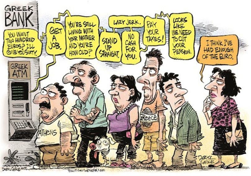 The Greek Debt Crisis Has Been Explained In Cartoons greek crisis 12