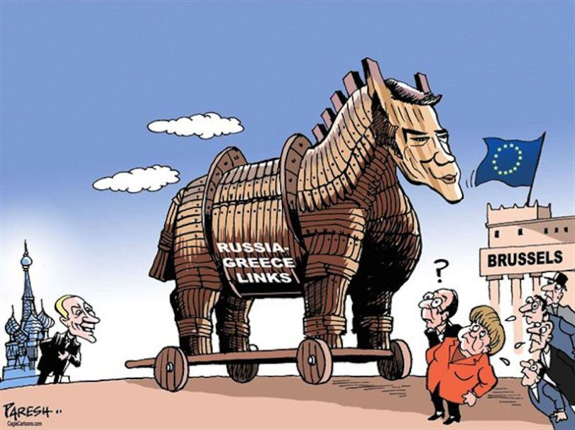 The Greek Debt Crisis Has Been Explained In Cartoons greek crisis 14