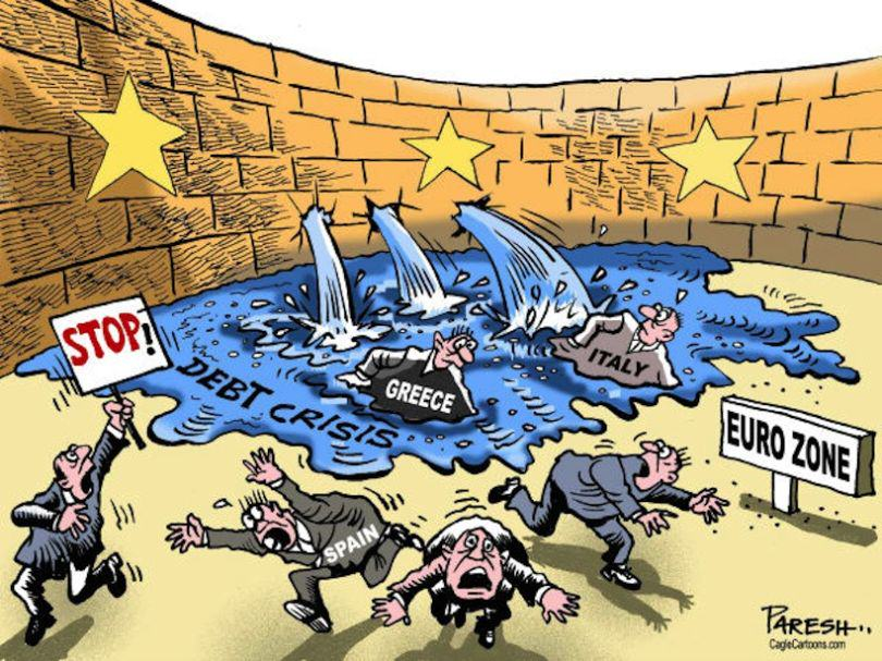 The Greek Debt Crisis Has Been Explained In Cartoons greek crisis 17