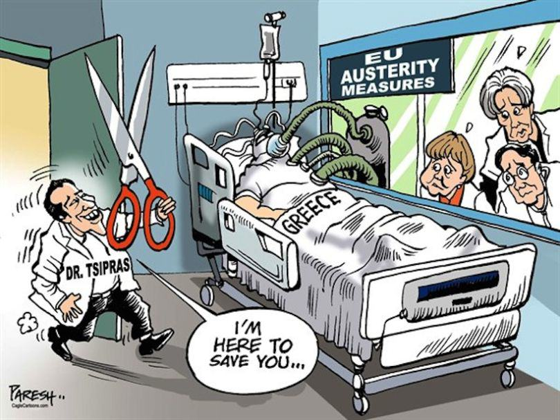 The Greek Debt Crisis Has Been Explained In Cartoons greek crisis 18