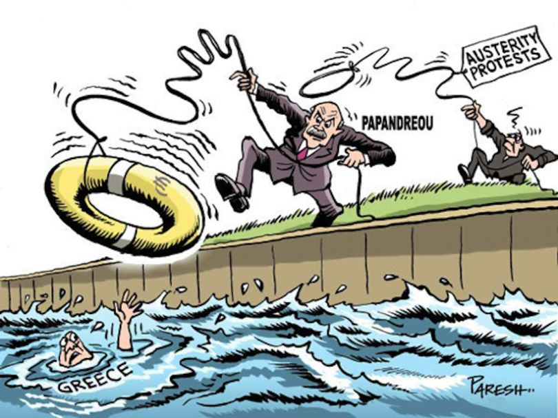 The Greek Debt Crisis Has Been Explained In Cartoons greek crisis 20