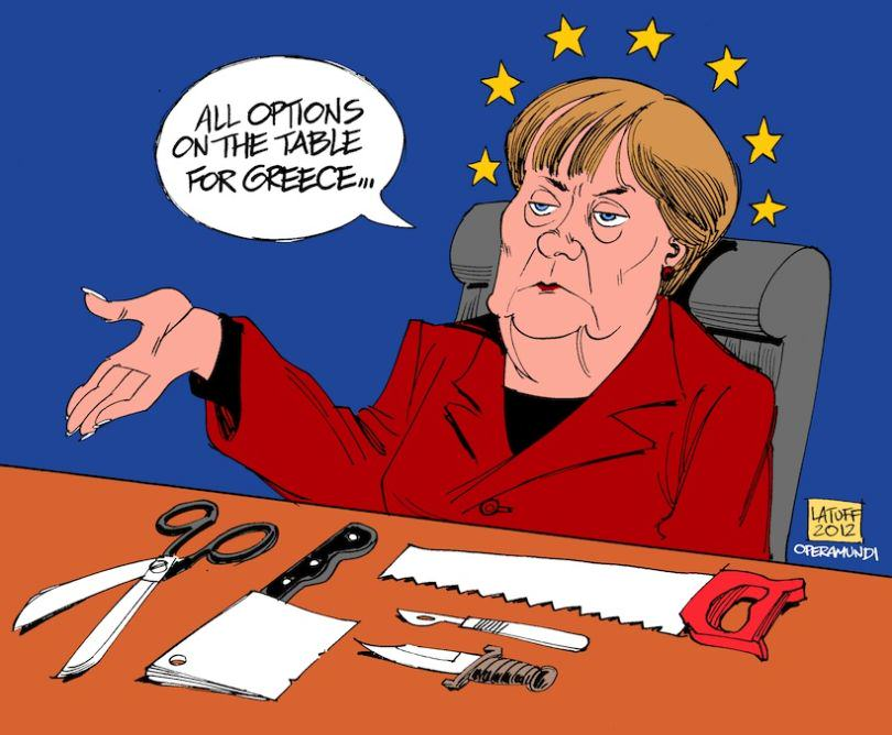 The Greek Debt Crisis Has Been Explained In Cartoons greek crisis 3