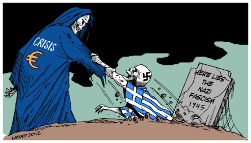 The Greek Debt Crisis Has Been Explained In Cartoons greek crisis 4