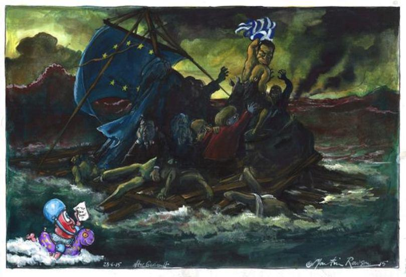 The Greek Debt Crisis Has Been Explained In Cartoons greek crisis 6
