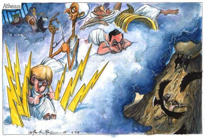 The Greek Debt Crisis Has Been Explained In Cartoons greek crisis 7