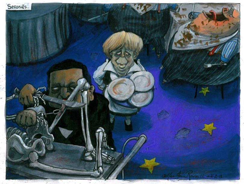 The Greek Debt Crisis Has Been Explained In Cartoons greek crisis 8