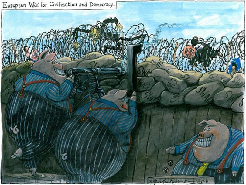 The Greek Debt Crisis Has Been Explained In Cartoons greek crisis 9