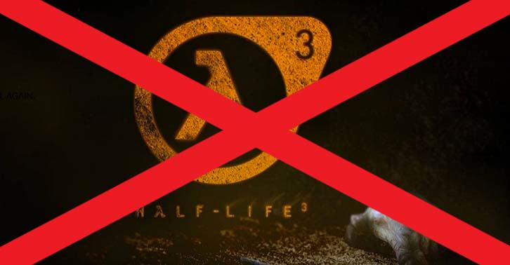 Half Life 3 May Never Happen And Were Partly To Blame halflifefacebook