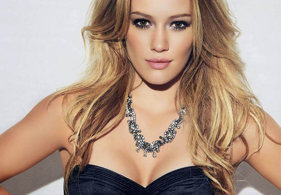 Hilary Duff Has Quit Tinder After Seven Guys Actually Rejected Her hilary duff WEB