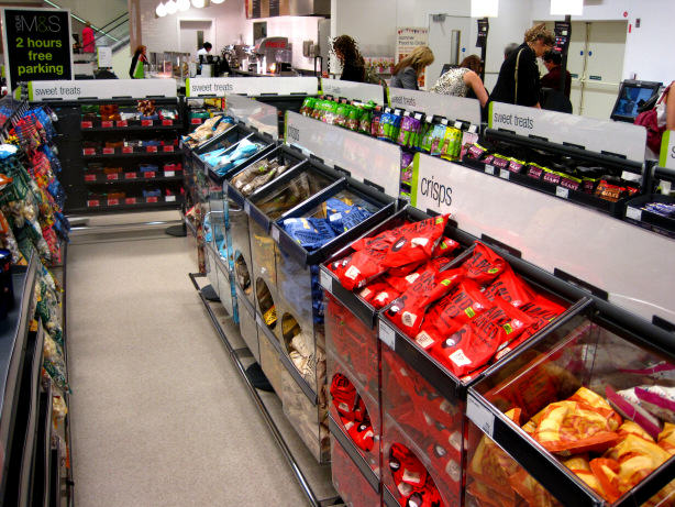 M&S Is Taking Percy Pig And Colin The Caterpillar Off Their Checkouts img 2175 copy