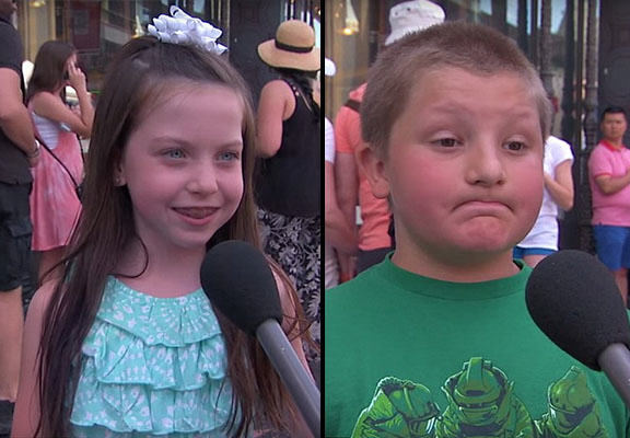 Kids Give Both Entertaining And Insightful Thoughts On Gay Marriage kids gay WEB