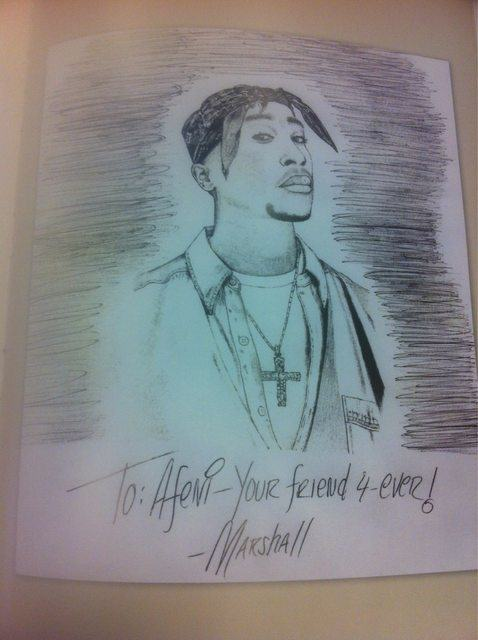 Eminem Wrote A Letter To 2Pacs Mother, Afeni Shakur kva6j9Bl
