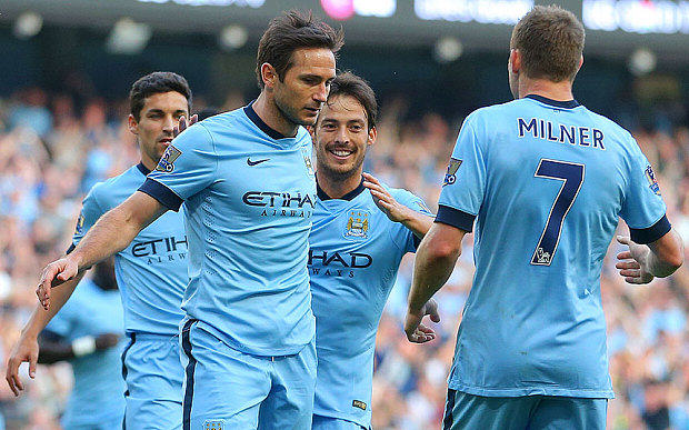 This Transfer Window Begs The Question, Is There Any Loyalty In Football? lampard city