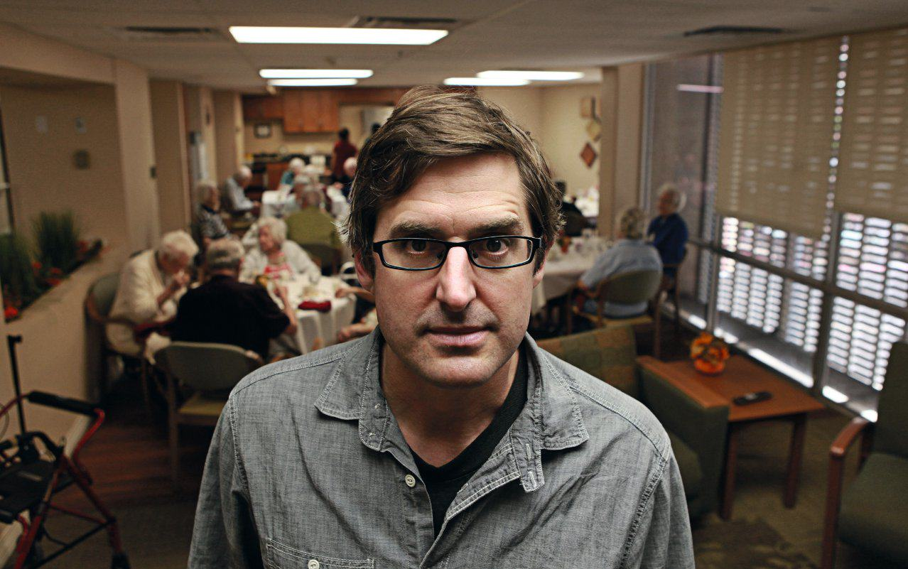 Louis Theroux To Make Donald Trump Documentary louis theroux RT