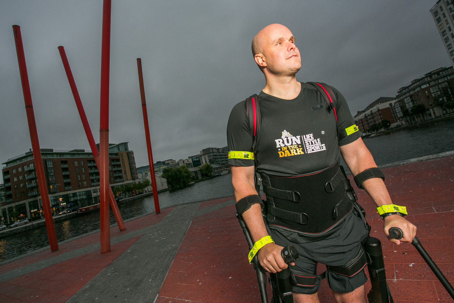Blind Man Sues Friends After Falling Out Of Their Window mark pollock