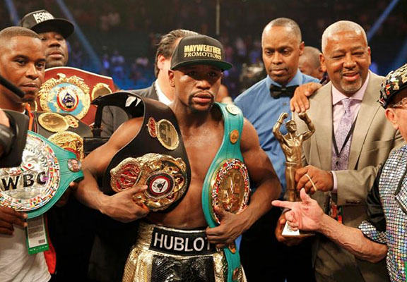 Floyd Mayweather Will Be Stripped Of His WBO 147lbs Belt mayweather WEB