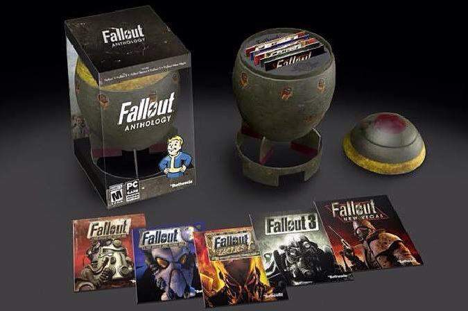 Bethesdas Fallout Anthology Will Be Packaged As A Nuke nieuws20150723 falloutanthology