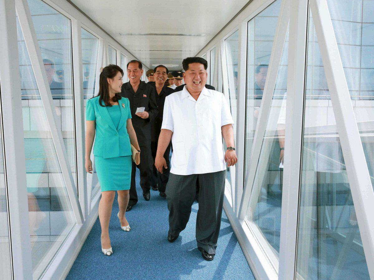 Heres A Closer Look At North Koreas Stunning New Airport nk airport 1