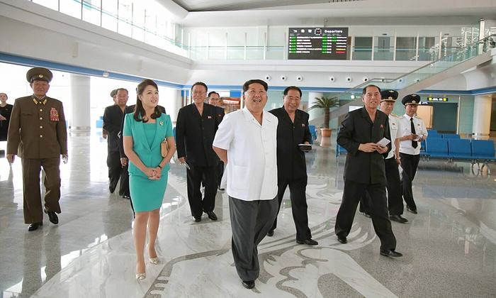 Heres A Closer Look At North Koreas Stunning New Airport %name