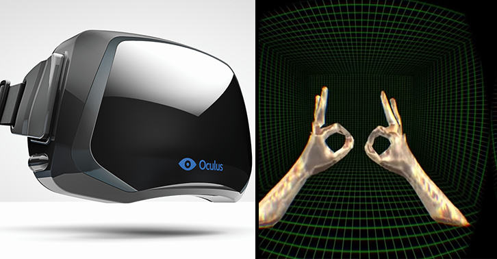 Oculus Rift Just Made Controllers Useless With This $60 Million Buyout oculusfacebook