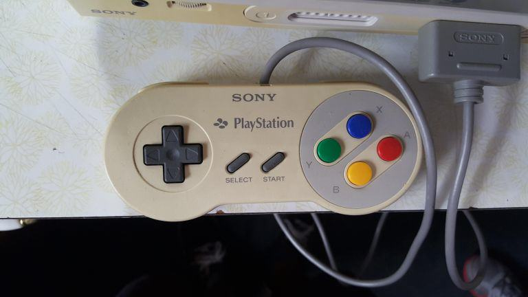 Man Finds Rare Nintendo PlayStation Console From Early 90s ps3
