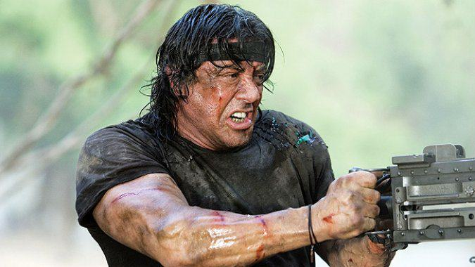 Rambo Vs ISIS Was A Hoax And We Hate You For It rambo a1