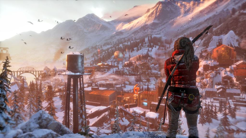 Square Enix Give New Release Dates For Rise Of The Tomb Raider rise of the tomb raider 1024x576