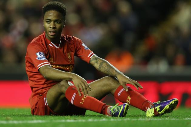 Six Contract Rebels To Rival Raheem Sterling rs