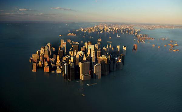 According To This Climate Scientist, We Are All Screwed sea levels 2