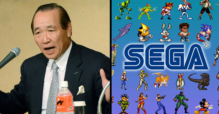 This Is What The Sega Boss Had To Say To Fans After Years Of Disappointment segaboss1