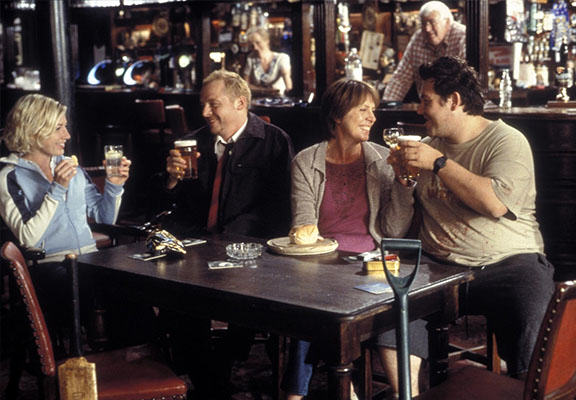 The British Are Falling Out Of Love With Pubs According To New Study shaun pub WEB