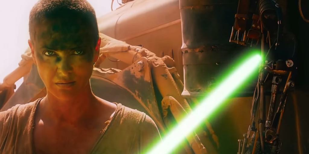 This Mad Max And Star Wars Mashup Trailer Is Explosive star wars mad max