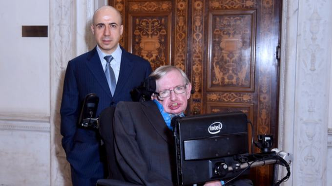 Stephen Hawking To Spend $100 Million In Search For Alien Life stephen hawking 2