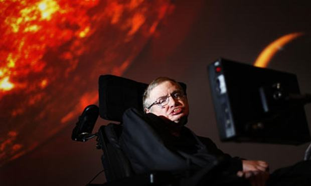 Stephen Hawking To Spend $100 Million In Search For Alien Life stephen hawking 3