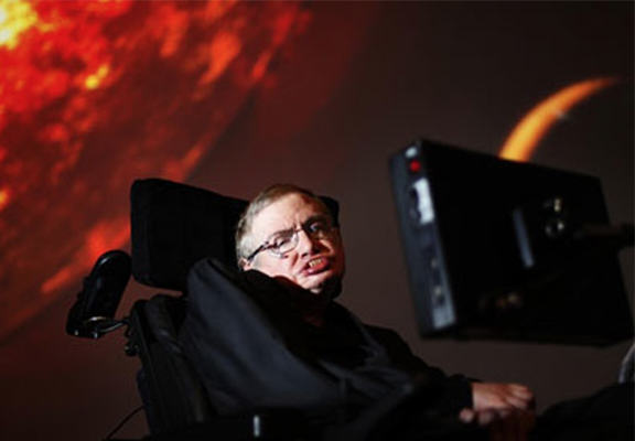 Stephen Hawking Predicted End Of World Weeks Before He Died stephen hawking WEB