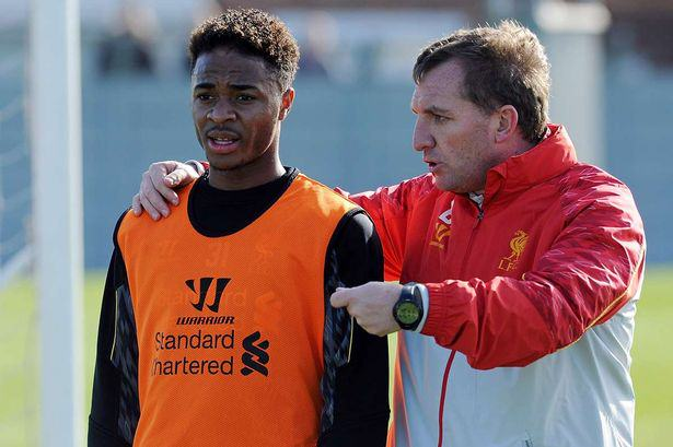 Internet Reacts To Raheem Sterling Turning Up For Training sterling