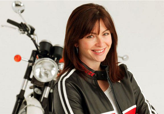 Suzi Perry Addresses Rumours Of Her Hosting Top Gear suzi perry WEB